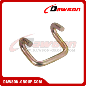 DSWH028 BS 3000KG / 6600LBS Double Claw Hooks