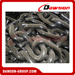 70 mm U3 Stud Link Chain
