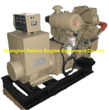 Cummins 50KW 63KVA 60HZ marine diesel generator genset set (4BTA3.9-GM65/ MP-H-50-4)