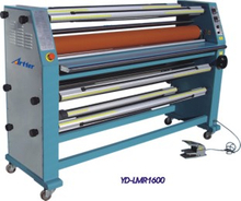 Double Sides Heavy-Duty Industry Roll Hot Laminator (YD-LMR1600)