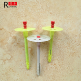 China plastic nail / plastic insulation anchor
