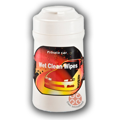 Car Wet Wipes