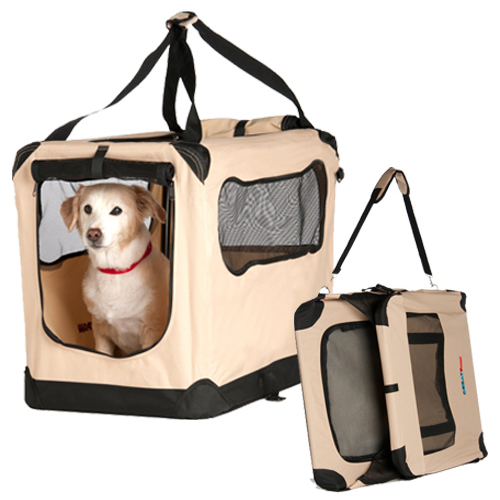 Portable Pet Soft Crate