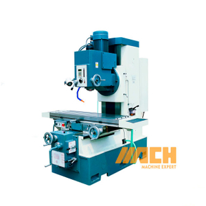 XA7140 Chinese 3 Axis Universal Vertical Bed Type Milling Machine