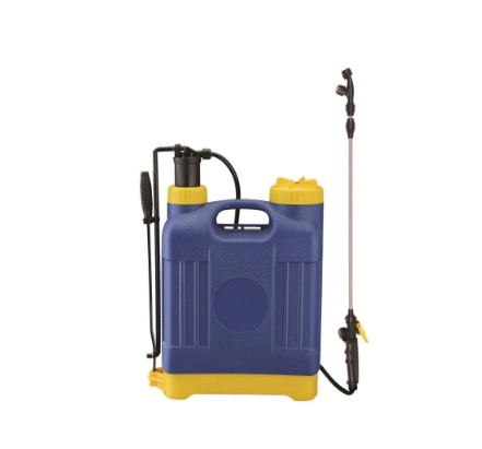 18L Knapsack Manual Sprayer Pump Backpack, Air Chamber Fy-M1801