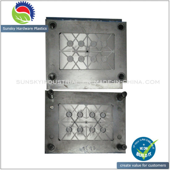 China Mold Maker, Home Appliance Plastic Injection Moulding / Toothpick Mould