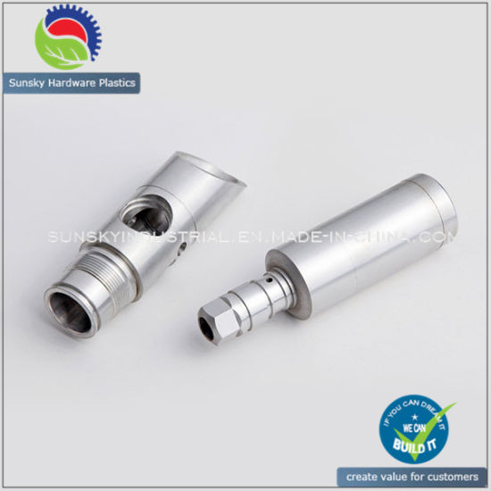 Precision CNC Turning Part for Bicycle Parking System (AL12071)
