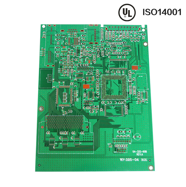 1.6mm double-edged OSP PCB 1 OZ