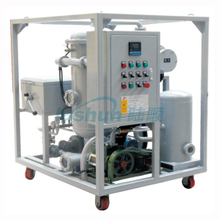 GZL Series High Viscosity Lubricating Vacuum Oil Purifier