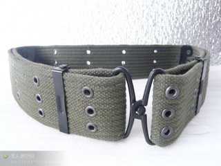 Heavy Duty Army Cotton Belt