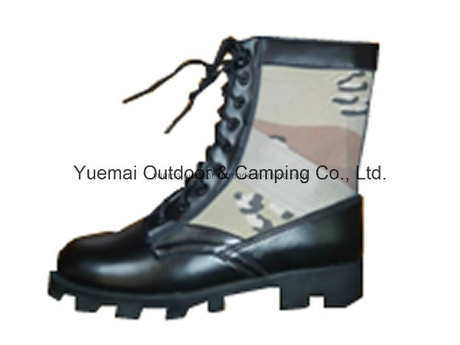 Army Camo Jungle Boot