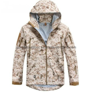 Military and Army Waterproof and Breathalbe Lamilated Jacket