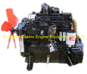 DCEC Cummins 4BTA3.9-C80 Construction diesel engine motor 80HP