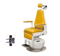 Ent Chair with Stainless Head Rest Three Colors for Option