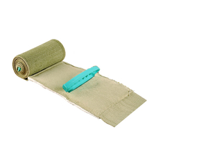 First aid military bandage