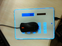 IT Products Advertising Gifts Mouse Pad Calculator with USB Port