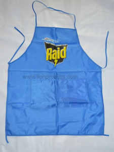 SC Johnson Raid Logo Events Promotional Gift Polyster Apron