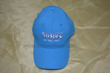 Oridel Promotional Gift Logo Embroidery Brushed Cotton Baseball Cap