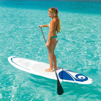 Why I choose the inflatable Surt Paddle Board?