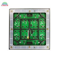 P6 SMD2727 SMD3535 Nationstar LED RGB pantalla de video 192mmx192mm módulos de pantalla led al aire libre