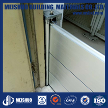 Aluminum Flood Barrier System for Doors