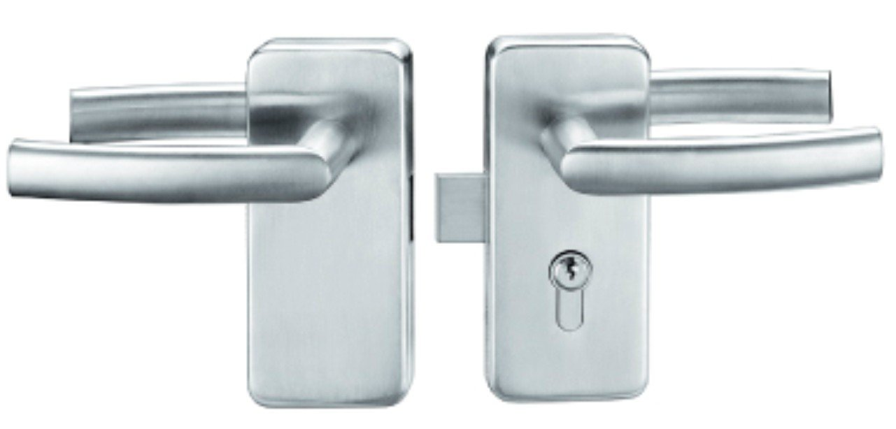 Glass door lock FS-202