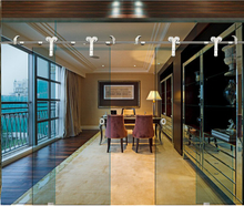 Glass Sliding Door Set (FS-054)