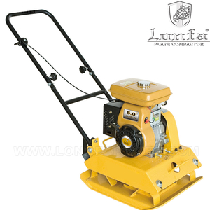 EY20 Small ROBIN Engine Wacker Vibrating Plate Compactor