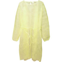 Non-woven Disposable Isolation Gown