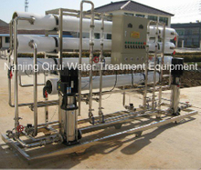 Two Stage Reverse Osmosis Water Treatment Plant