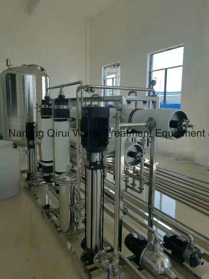 Industrial Used RO DI Deionized Water System