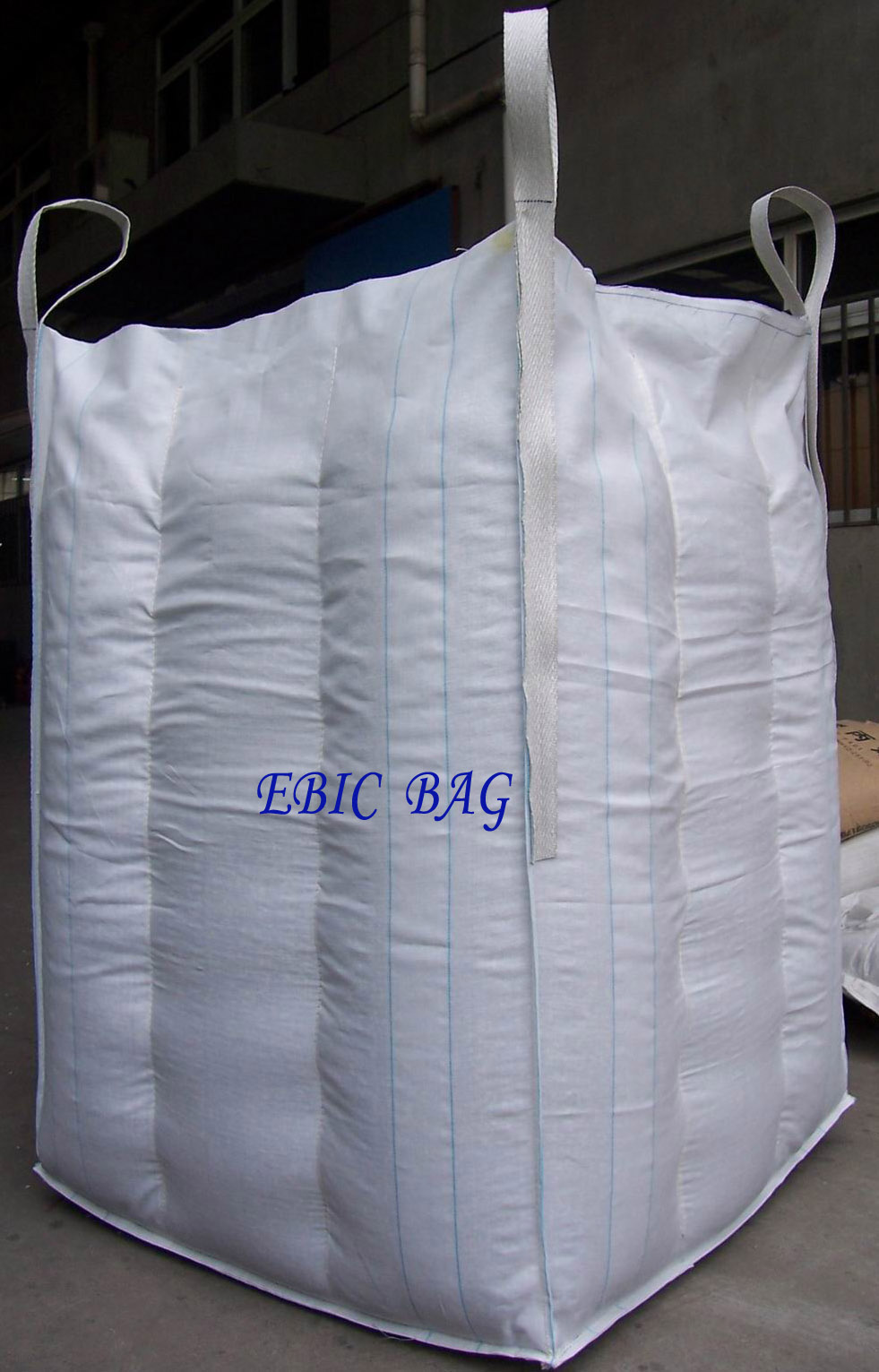 Big Bag with baffle