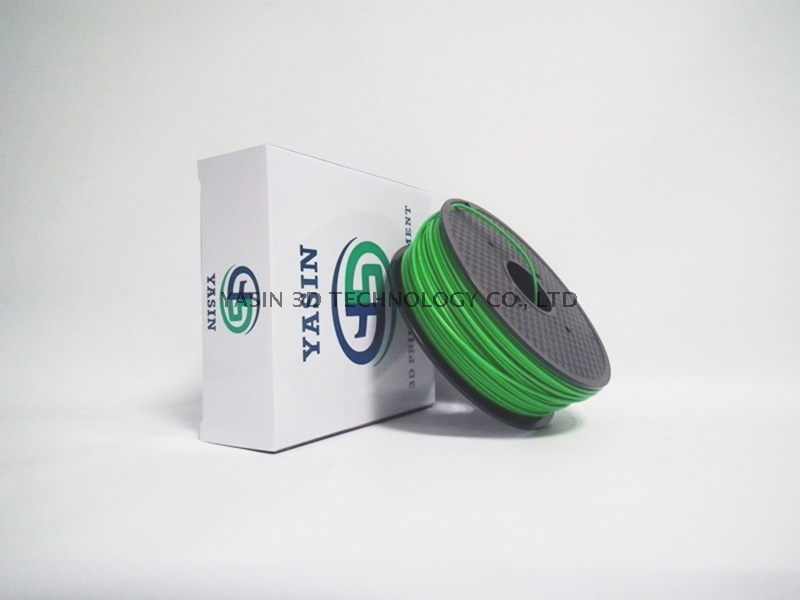 1.75mm/3.0mm 1kg Spool Solid Dark Green PA Nylon 3D Filament