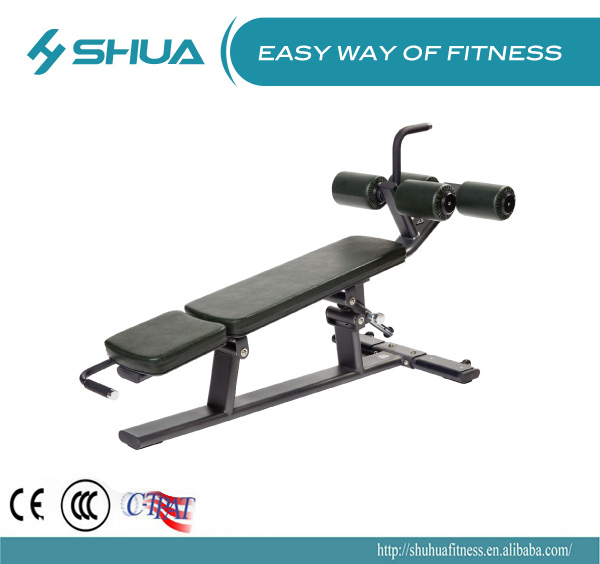 Adjustable Decline Bench/Abdominal Bench