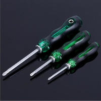 Dual Purpose Tool 2 in 1 Telescopic Phillips / Slotted Screwdriver