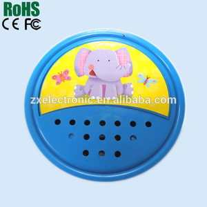 Recordable Voice Module Plush Toys With Custom Design