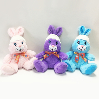 Plush Easter cute Rabbit Plush Happy Easter Toys