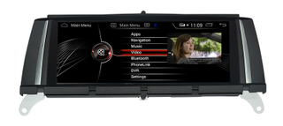 "Bmw X3 F25 Cic Car Dvd Gps 8.8""Android 3D GPS Navigation Multimedia WIFI USB SD I-Drive 4g 4 64g Apple CarPlay"