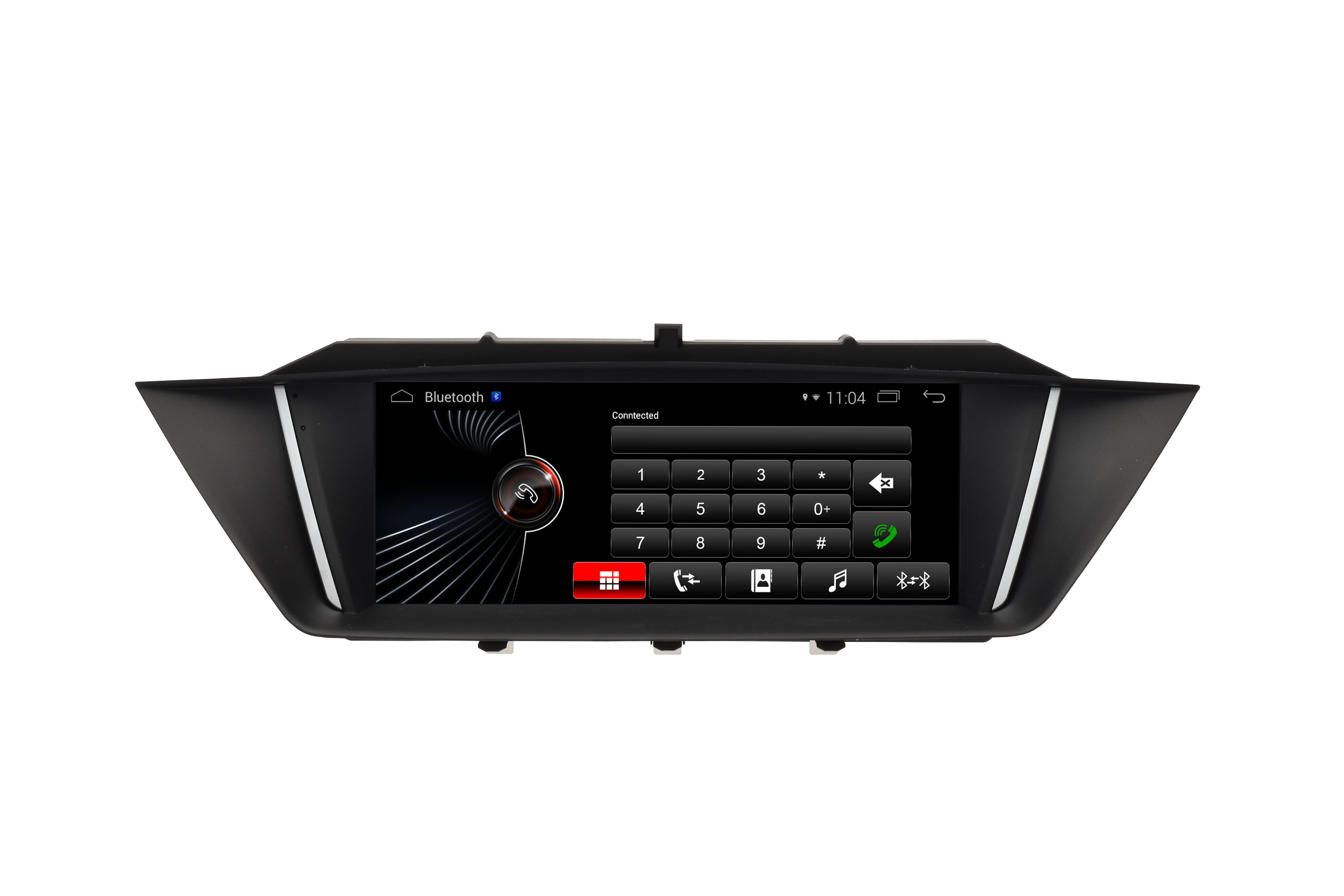 Bmw X1 E84 CCC Android 8 Car Stereo Touchscreen Multimedia System 4g Internet OBD DAB 3G GPS Navigatior