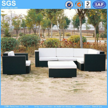 Patio Furniture Leisure Sofa Synthetic Rattan Corner Sofa