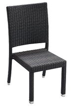 Garden Wicker/Rattan Chair for Outdoor (LN-069-05)