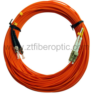 Multimode FC-LC Duplex Optical Patch Cord