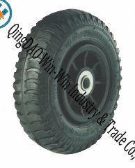 "Pneumatic Rubber Wheel for Trolley Air Wheels (8""X2.50-4)"