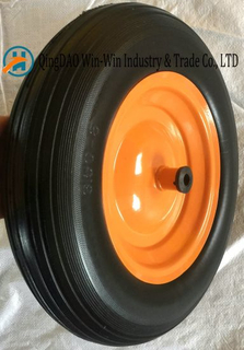 PU Foam Wheel From China Qingdao (3.50-8)