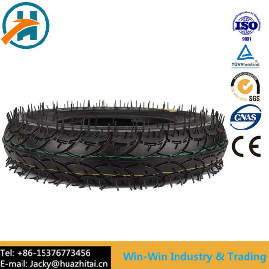 Pneumatic Rubber Wheel for Trolley (3.00-8)