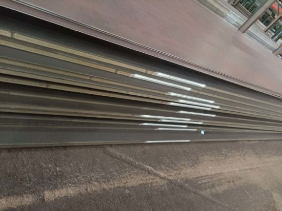 High Strength and Hardness Steel Plate