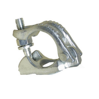 Scaffolding Drop Forged Half Coupler British Type for Sale