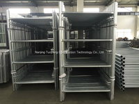 HDG Shoring Frame Scaffolding for Construction
