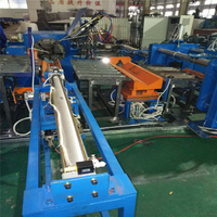 CO2 Cylinder Tank Neck Spinning Machine