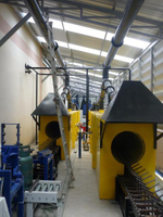 LPG Gas Cylinder Refurbishing Line